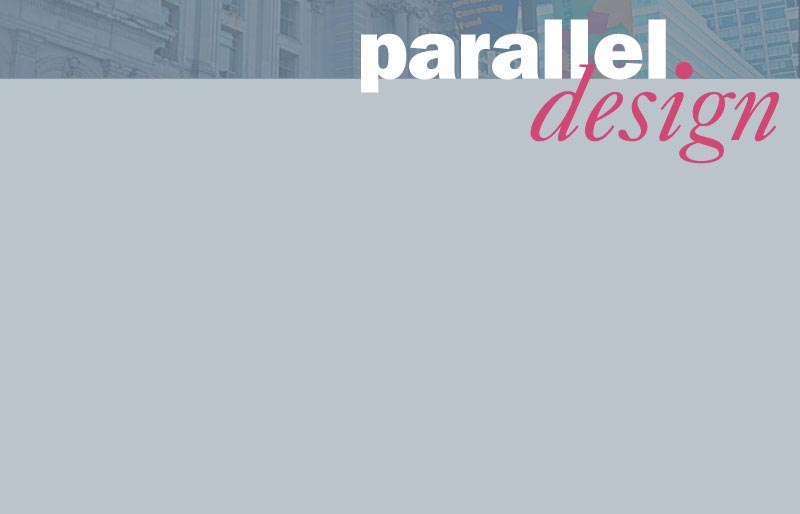 parallel design stationery page background image